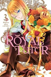 The Royal Tutor 3 by Higasa Akai (9780316441001) - PaperBack - Young Adult Contemporary