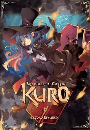Shoulder-a-coffin Kuro 6