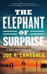 The Elephant of Surprise by Joe R. Lansdale (9780316479875) - HardCover - Adventure Fiction Western