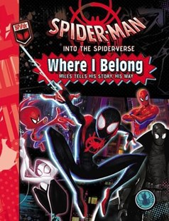 Spider-man - into the Spider-verse by Marvel (9780316480413) - HardCover - Children's Fiction Intermediate (5-7)