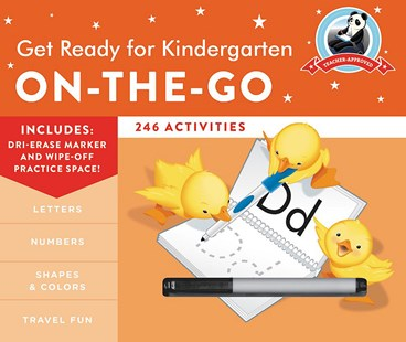 Get Ready for Kindergarten On-the-Go by Heather Stella (9780316482431) - HardCover - Non-Fiction Art & Activity