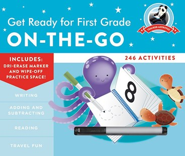 Get Ready for First Grade On-the-Go by Heather Stella (9780316482448) - HardCover - Non-Fiction Art & Activity