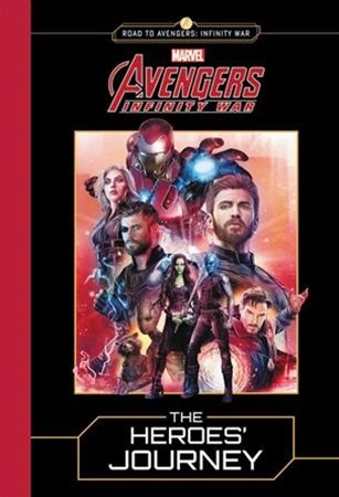 Marvel Avengers The Heroes' Journey
