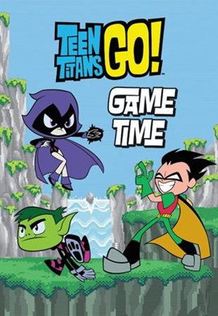 Teen Titans Go! Game Time