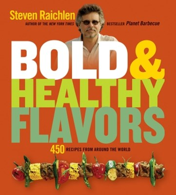 (ebook) Bold & Healthy Flavors