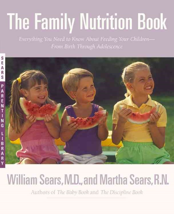 The Family Nutrition Book