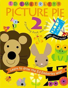 Picture Pie by LBCL, Ed Emberley (9780316789806) - PaperBack - Non-Fiction Art & Activity