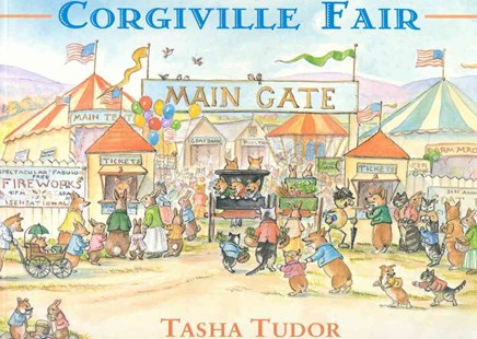 Corgiville Fair - Children's Fiction Classics