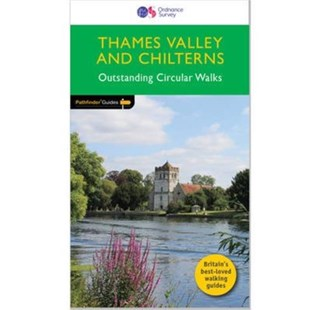 Thames Valley & Chilterns by Nick Channer (9780319090053) - PaperBack - Sport & Leisure Other Sports