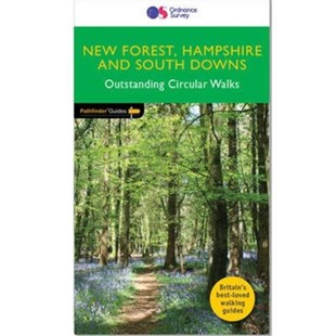 New Forest, Hampshire & South Downs by David Foster (9780319090107) - PaperBack - Sport & Leisure Other Sports