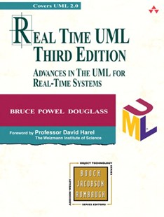 Real Time UML by Bruce Powel Douglass (9780321160768) - PaperBack - Computing Database Management