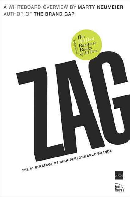 ZAG: The 1 Strategy of High-Performance Brands