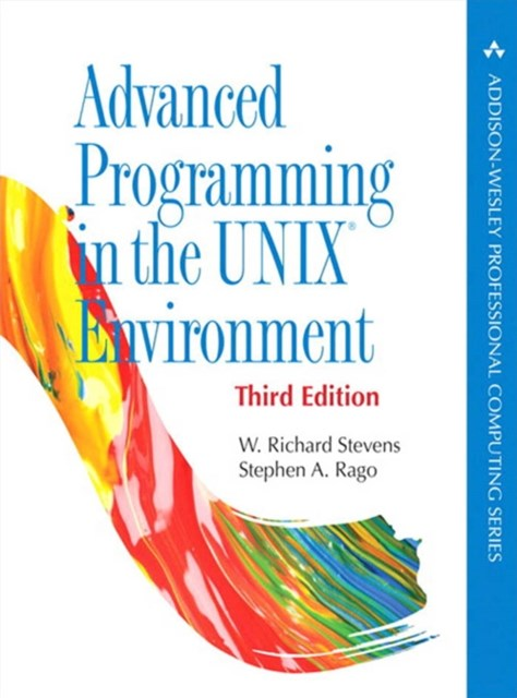 (ebook) Advanced Programming in the UNIX Environment