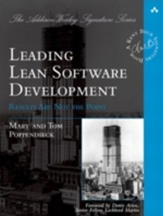 (ebook) Leading Lean Software Development - Computing Programming