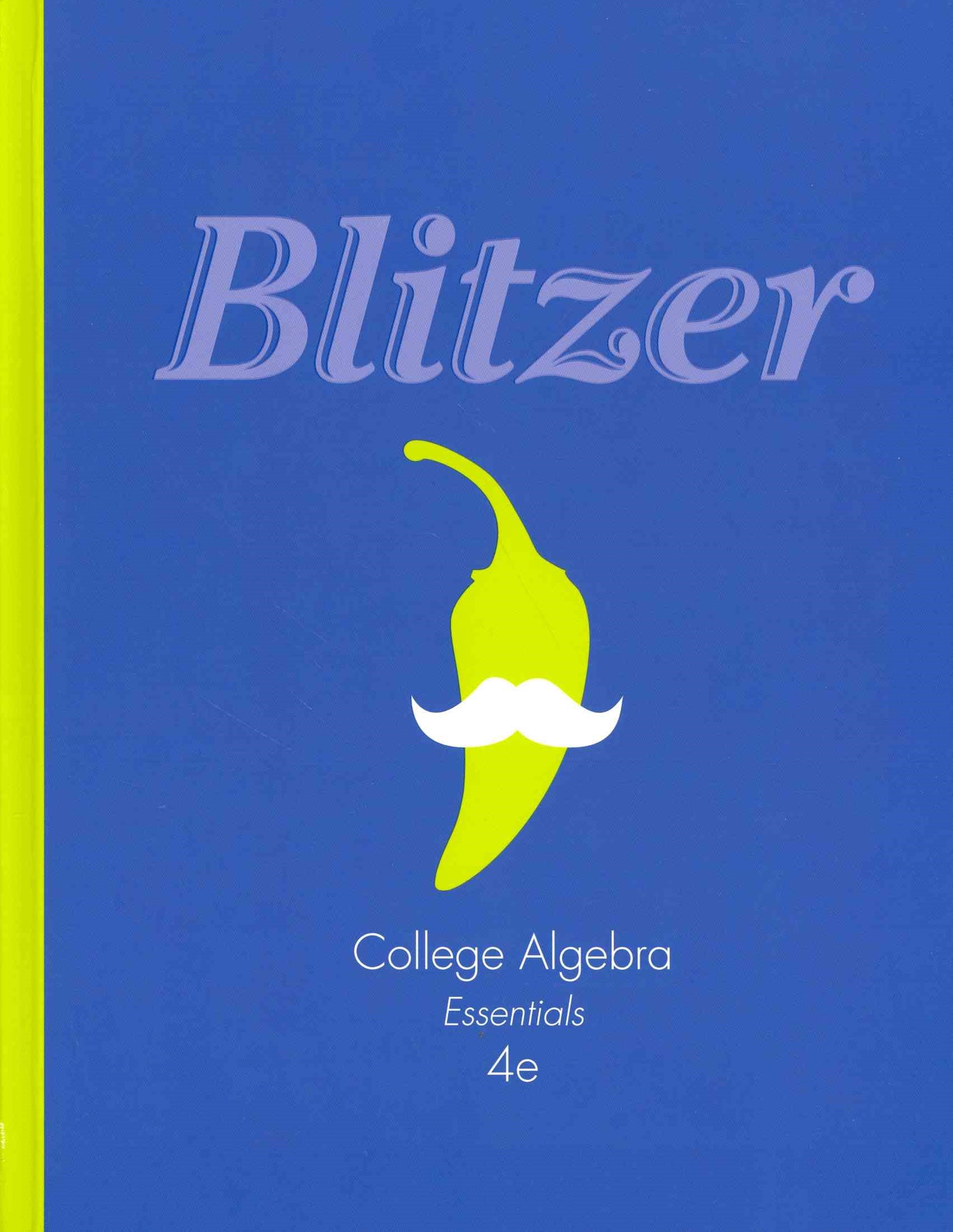 College Algebra Essentials Plus Student Solutions Manual and MyMathLab