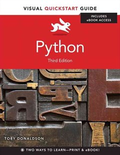 Python by Toby Donaldson (9780321929556) - PaperBack - Computing Programming