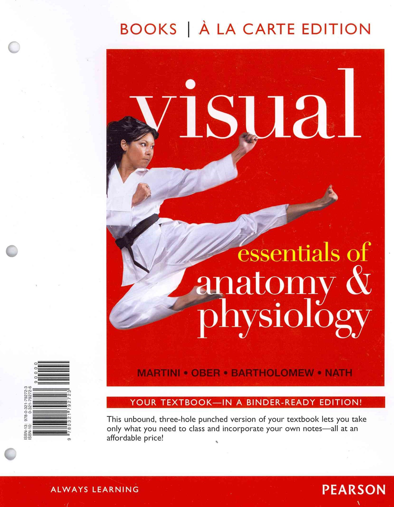 Visual Essentials of Anatomy and Physiology, Books a la Carte Plus MasteringA&P with EText -- Acces