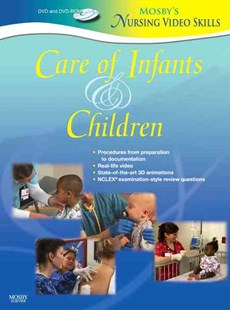 Care of Infants and Children by Mosby (9780323046374) - HardCover - Family & Relationships Child Rearing