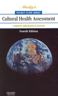 Mosby's Pocket Guide to Cultural Health Assessment by Carolyn (Associate Professor D'AvanzoSchool of Nursing University of Connecticut Storrs CT), Joshua E. Abrams, Suher M. Aburawi (9780323048347) - PaperBack - Reference Medicine