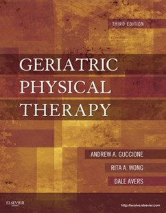 (ebook) SD - Geriatric Physical Therapy E-Book - Reference Medicine