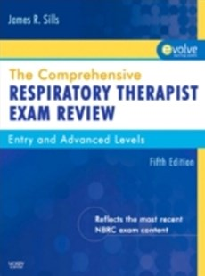 (ebook) Comprehensive Respiratory Therapist Exam Review - E-Book - Reference Medicine