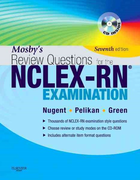 Mosby's Review Questions for the NCLEX-RN-« Examination