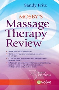 (ebook) Mosby's Massage Therapy Review - E-Book - Health & Wellbeing Fitness