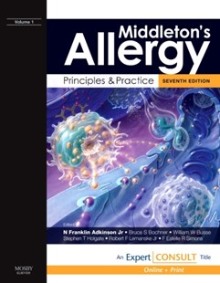 (ebook) Middleton's Allergy: Principles and Practice E-Book - Reference Medicine