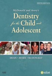 (ebook) McDonald and Avery Dentistry for the Child and Adolescent - E-Book - Reference Medicine