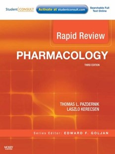 (ebook) Rapid Review Pharmacology E-Book - Reference Medicine