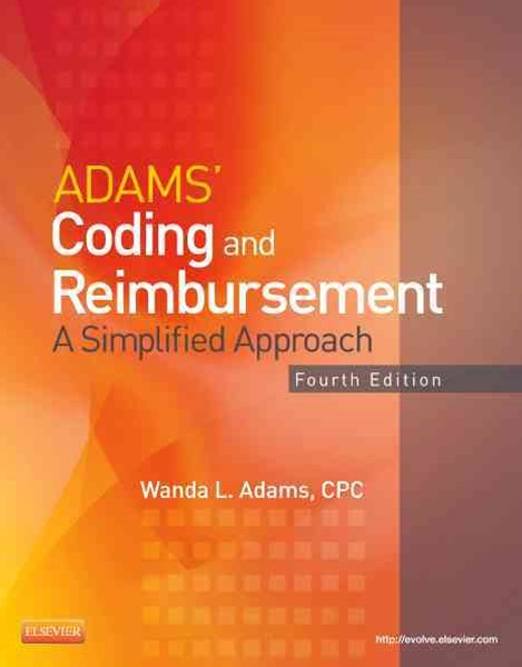 Adams' Coding and Reimbursement