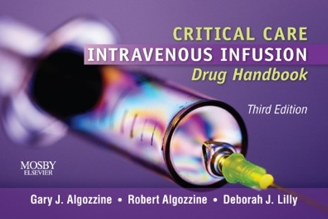 (ebook) Critical Care Intravenous Infusion Drug Handbook - E-Book - Reference Medicine