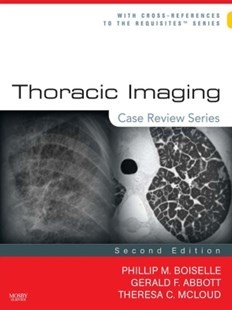 (ebook) Thoracic Imaging: Case Review Series E-Book - Reference Medicine