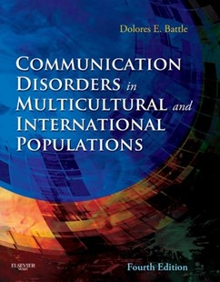 (ebook) SD - Communication Disorders in Multicultural and International Populations E-Book - Reference Medicine