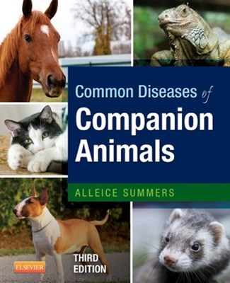 (ebook) Common Diseases of Companion Animals - E-Book