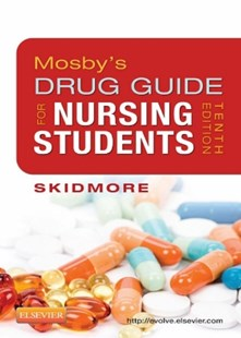 (ebook) Mosby's Drug Guide for Nursing Students - E-Book - Reference Medicine