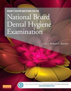 Mosby's Review Questions for the National Board Dental Hygiene Examination by Mosby (9780323101721) - PaperBack - Reference Medicine