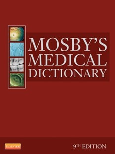 (ebook) Mosby's Medical Dictionary - E-Book - Reference Medicine