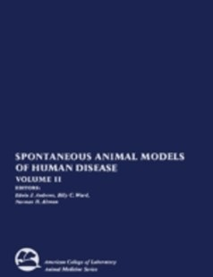 (ebook) Spontaneous Animal Models of Human Disease - Reference Medicine