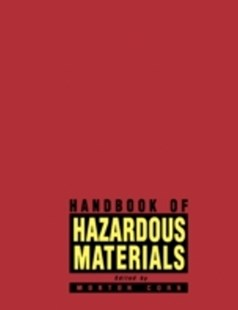 (ebook) Handbook of Hazardous Materials - Reference Medicine
