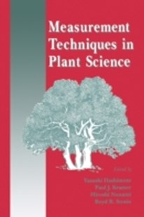 (ebook) Measurement Techniques in Plant Science - Science & Technology Biology