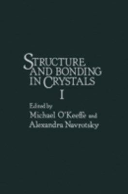 (ebook) Structure and Bonding in crystals