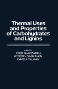 (ebook) Thermal Uses and Properties of Carbohydrates and Lignins - Science & Technology Engineering