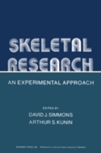 (ebook) Skeletal Research: An Experimental Approach - Science & Technology Biology