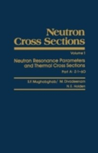 (ebook) Neutron Cross Sections - Science & Technology Physics