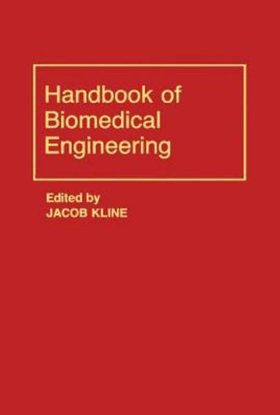 (ebook) Handbook of Biomedical Engineering