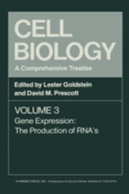 Cell Biology A Comprehensive Treatise V3