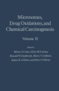 (ebook) Microsomes, Drug Oxidations and Chemical Carcinogenesis V2 - Reference Medicine