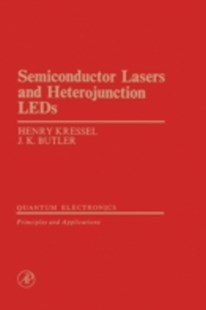 (ebook) Semiconductor Lasers and Herterojunction LEDs - Science & Technology Engineering