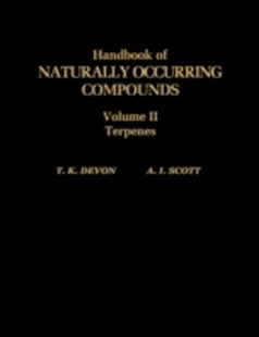 (ebook) Handbook of Naturally Occurring Compounds V2 - Science & Technology Chemistry